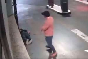 VIDEO: golpean brutalmente a hijo de exfuncionario federal de México