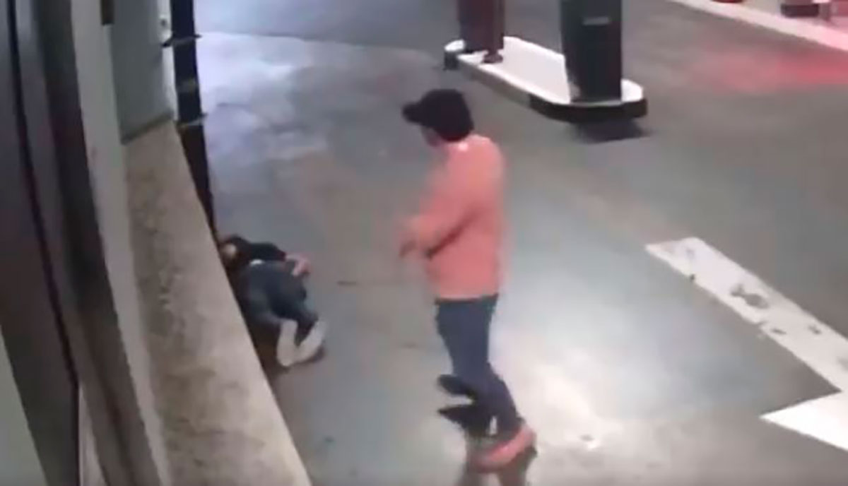 VIDEO: son of former federal official of Mexico is brutally beaten
