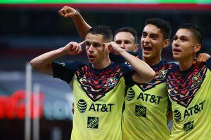 """El Club América gana su primer juego de la Liga MX y redondea día especial para el """"americanismo"""""""