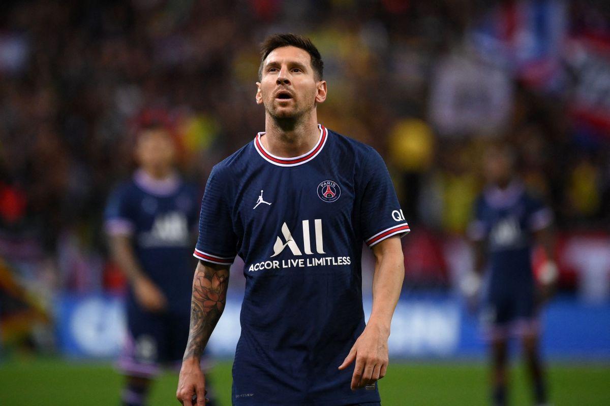LIonel Messi será baja para el partido ante el Metz.