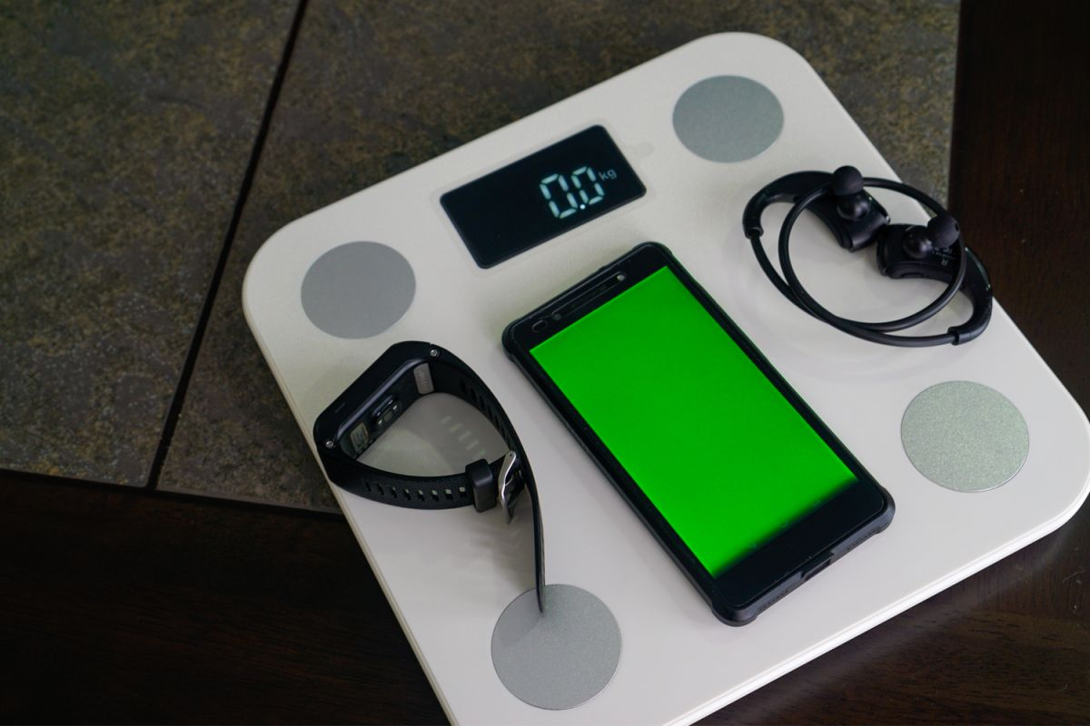 Estas balanzas son una muestra de que la tecnología mejora la vida en todos los aspectos