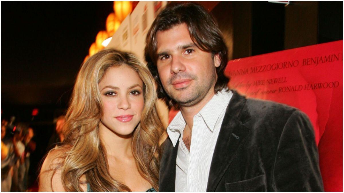 Shakira bought a house with Antonio de la Rúa in the Bahamas.