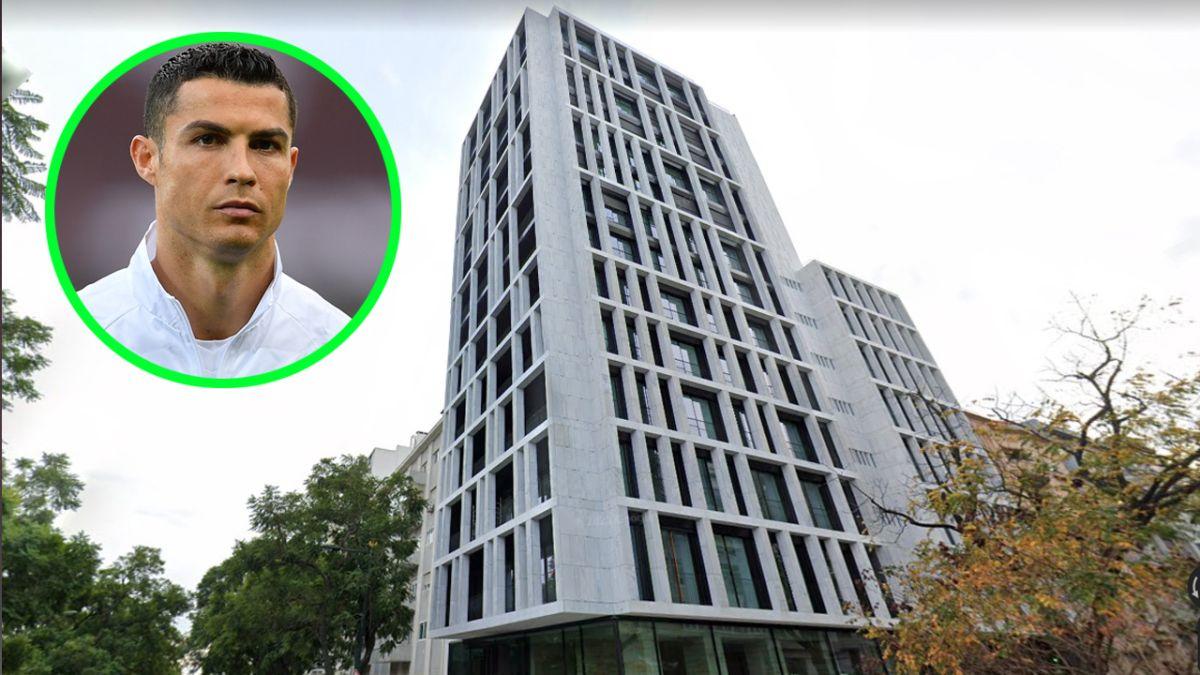 Cristiano Ronaldo está en tremendo embrollo por una obra que le hizo a su penhouse.