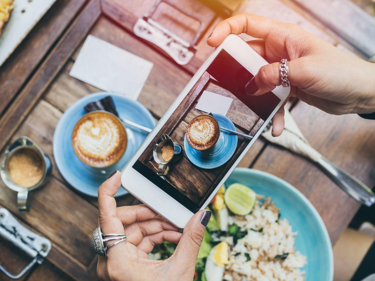 Con estos celulares y sus estupendas cámaras, podrás subir a tus redes sociales imágenes y videos de excelente calidad