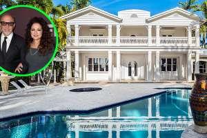 Así es la mansión de Florida que Emilio y Gloria Estefan vendieron en $35 millones de dólares