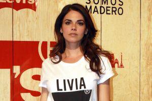 """Livia Brito """"La Desalmada"""" luce su retaguardia en leggings grises desde el gimnasio"""