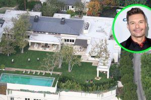 Ryan Seacrest, presentador de 'American Idol', le hace millonario descuento a su mansión