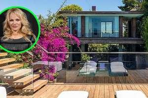 Conoce por dentro la mansión que Pamela Anderson malvendió en Malibú