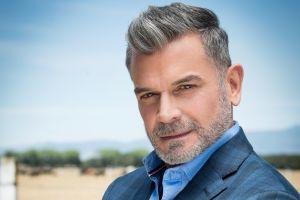Así es el personaje de Sergio Basáñez en 'La Desalmada', telenovela de Univision y Televisa