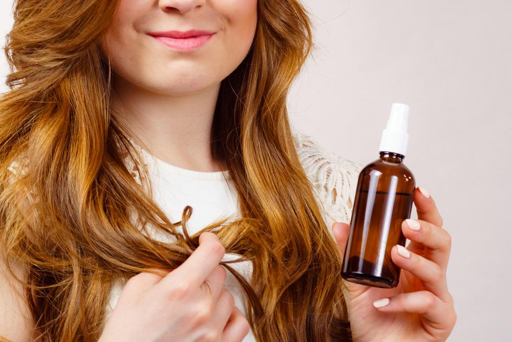 La glicerina para el cabello es un componente que evita la formación de hongos en el cuero cabelludo.