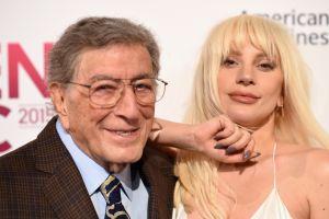 "Lady Gaga y Tony Bennett lanzan el sencillo ""I get a kick out of you"""