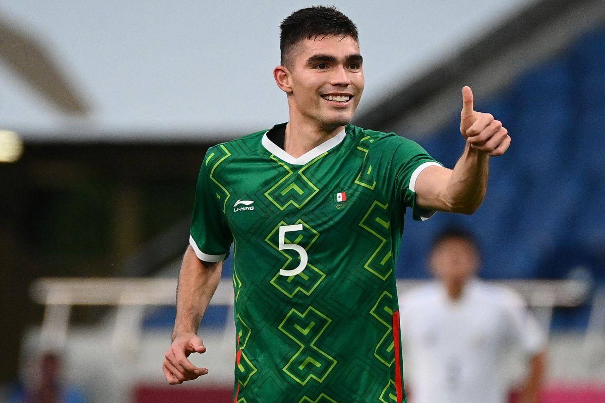 Johan Vásquez es nuevo jugador del Genoa.