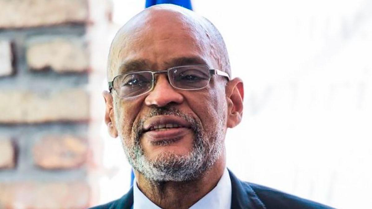 Ariel Henry es el primer ministro de Haití.