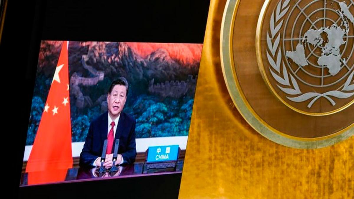 """El """"importante"""" anuncio del presidente de China en la ONU con posibles implicaciones para el destino del planeta"""