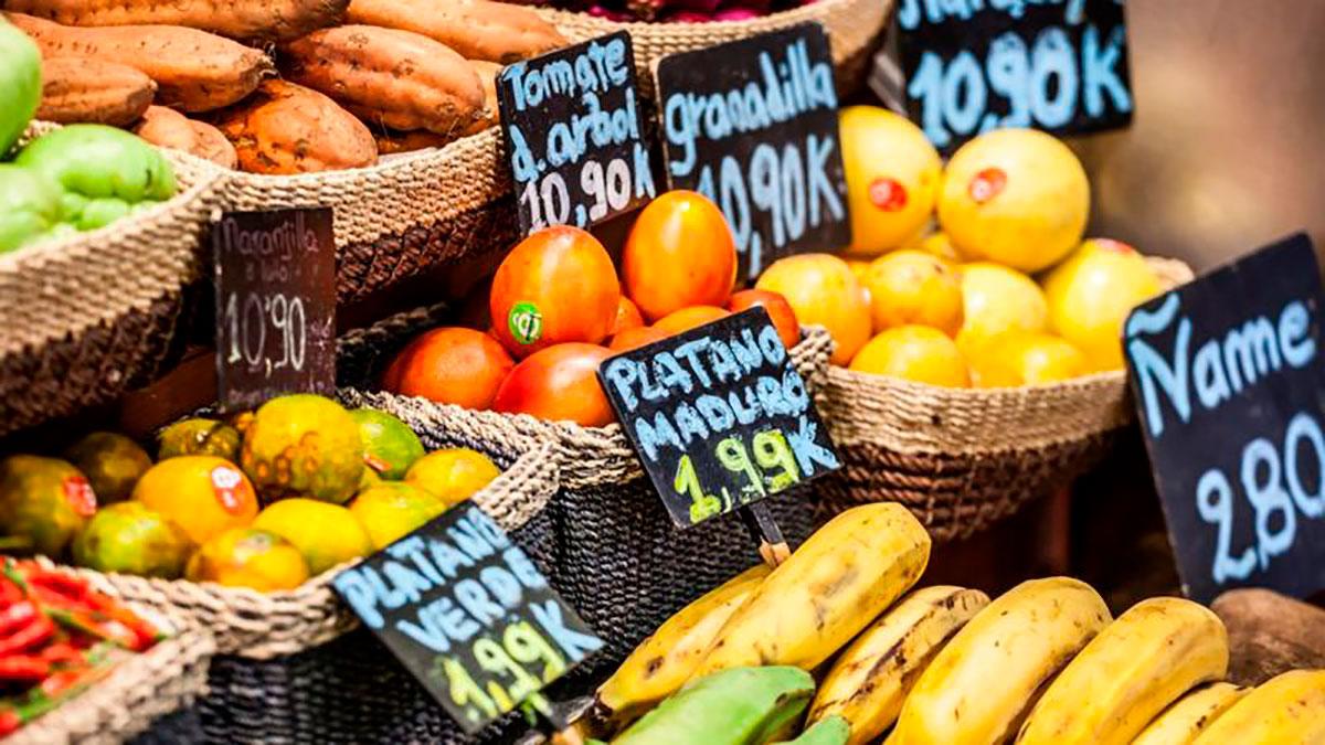 El precio promedio real de los alimentos ha estado subiendo desde el año 2000.