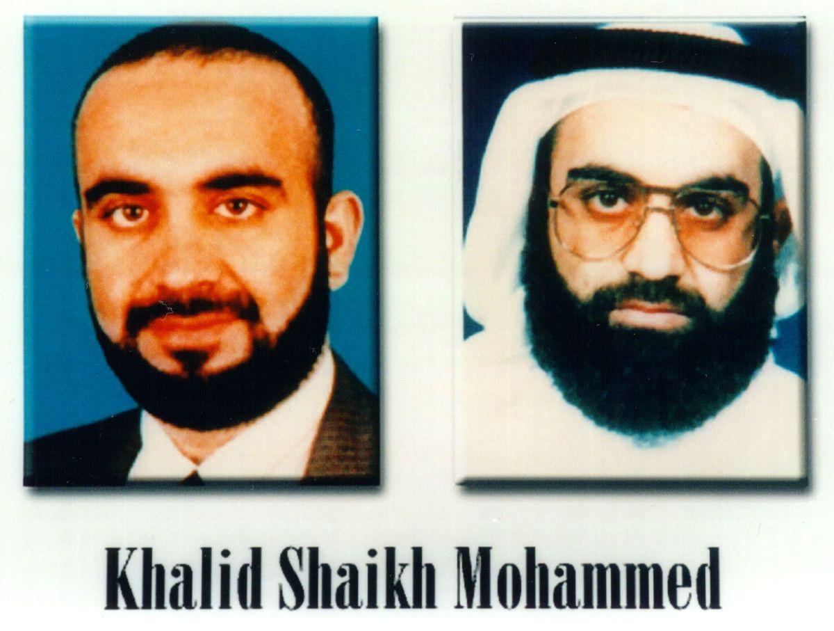 Khalid Shaikh Mohammed fue arrestado en Rawalpindi, Pakistán.