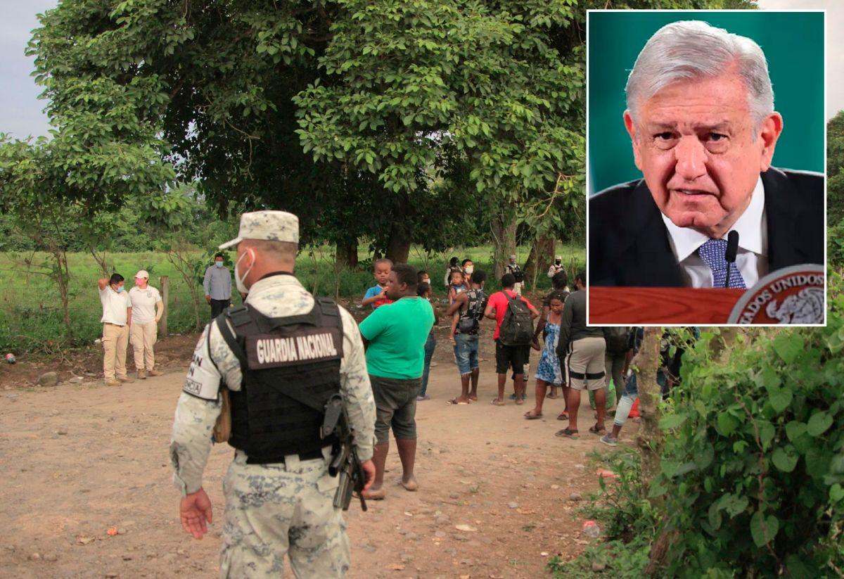 El Gobierno de López Obrador es presionado por permitir la violencia contra inmigrantes.