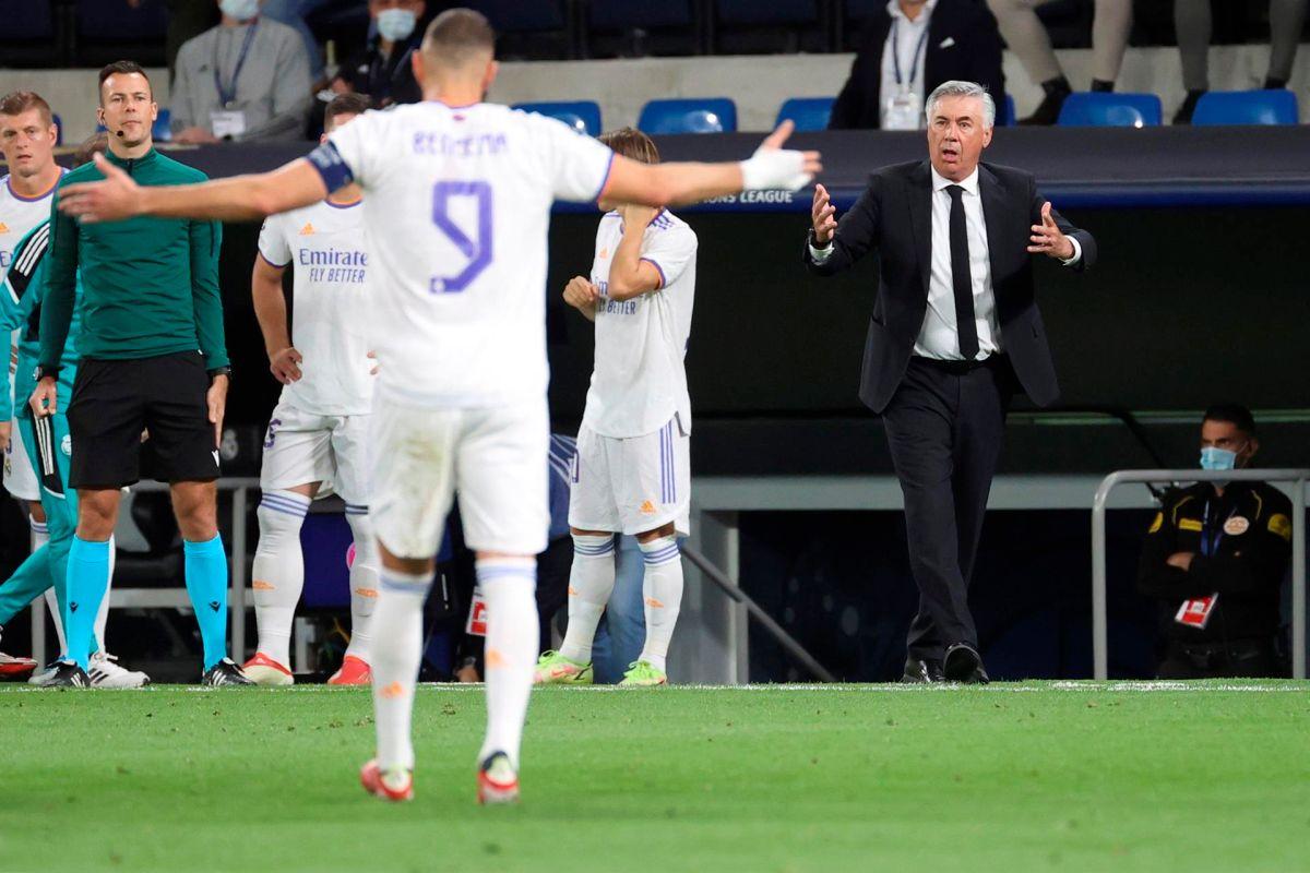 El Real Madrid no pudo vencer al Sheriff en el Bernabéu.