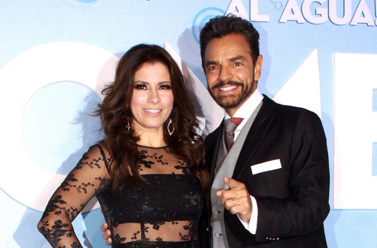 Eugenio Derbez y Alessandra Rosaldo  asistieron a la inauguración del Museo de la Academia de Hollywood.