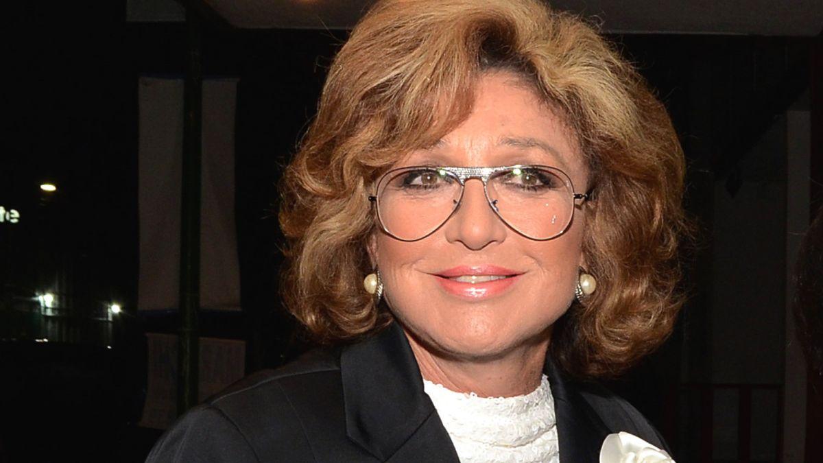 Angélica María   Mezcalent.