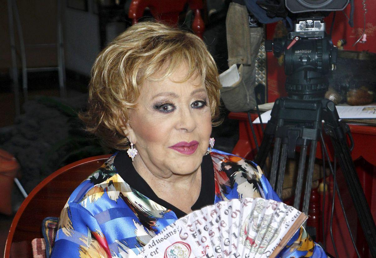 Silvia Pinal celebró este 12 de septiembre 90 años.