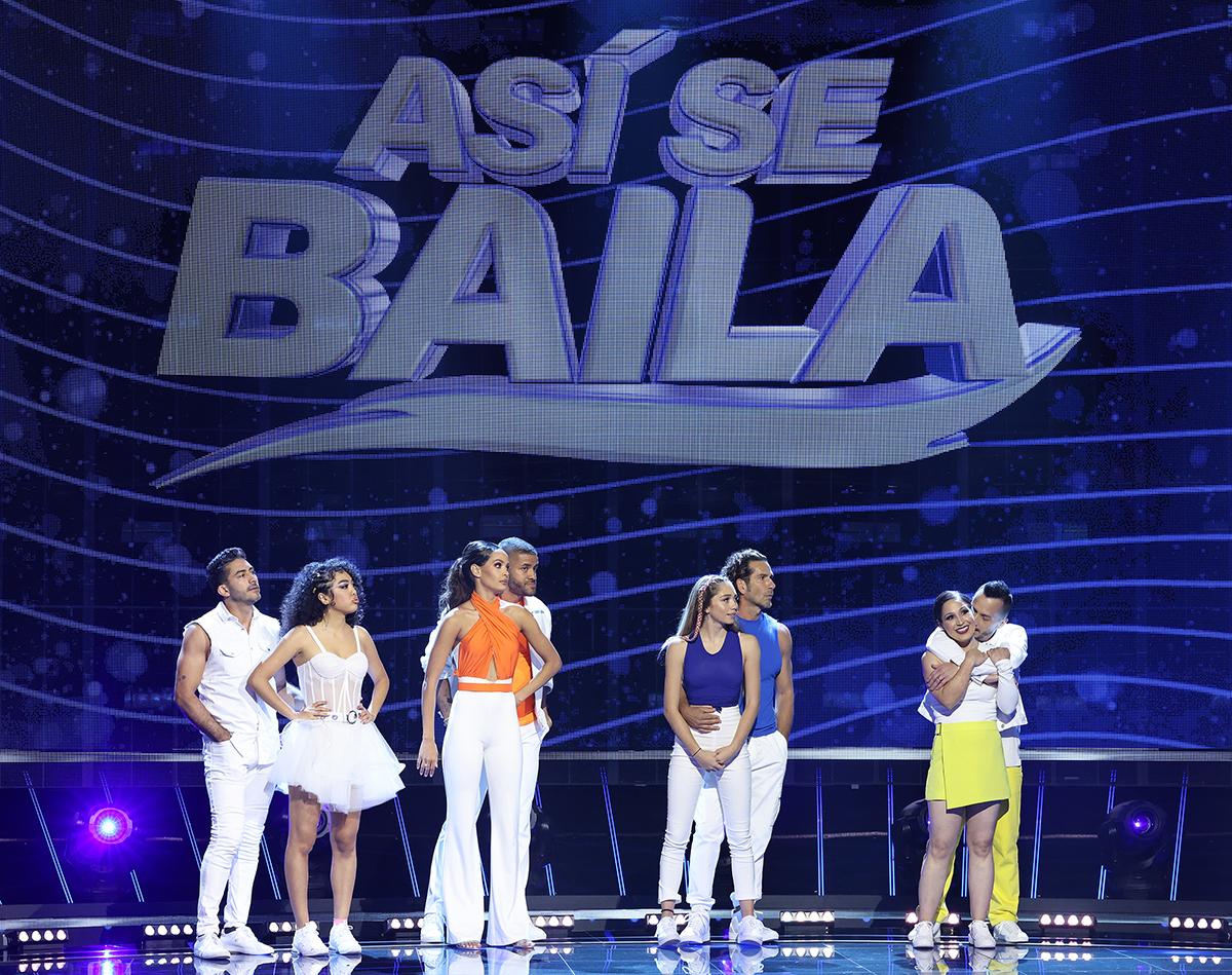 Dos de estas parejas fueron los nominados de 'Así Se Baila'.