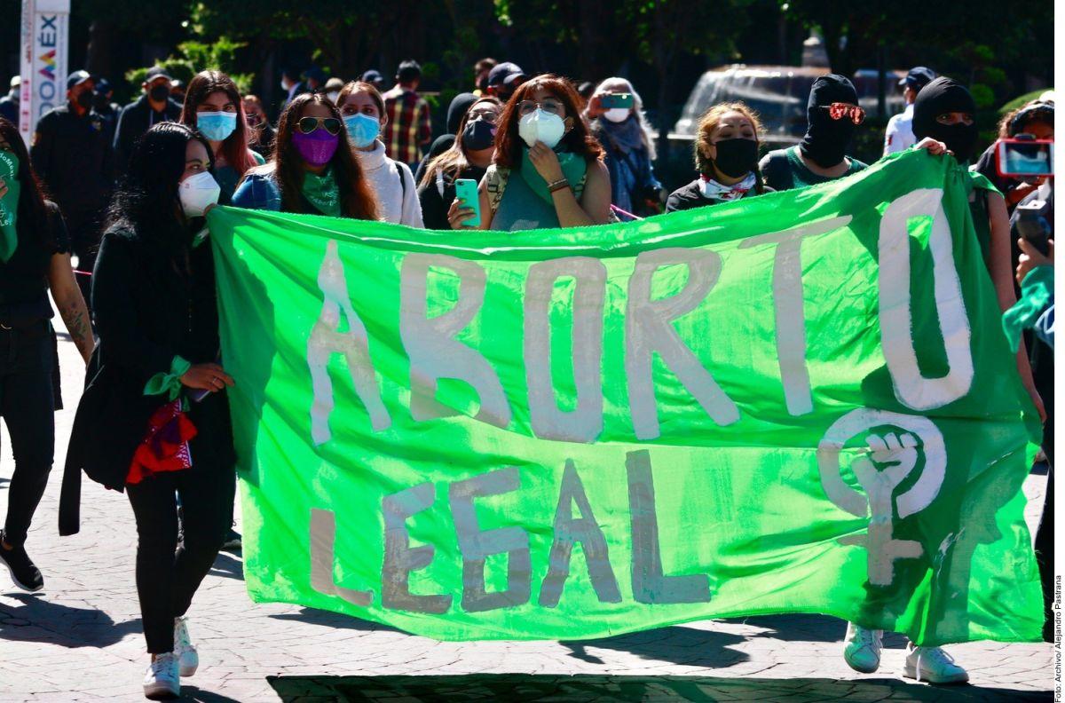 México despenaliza el aborto.