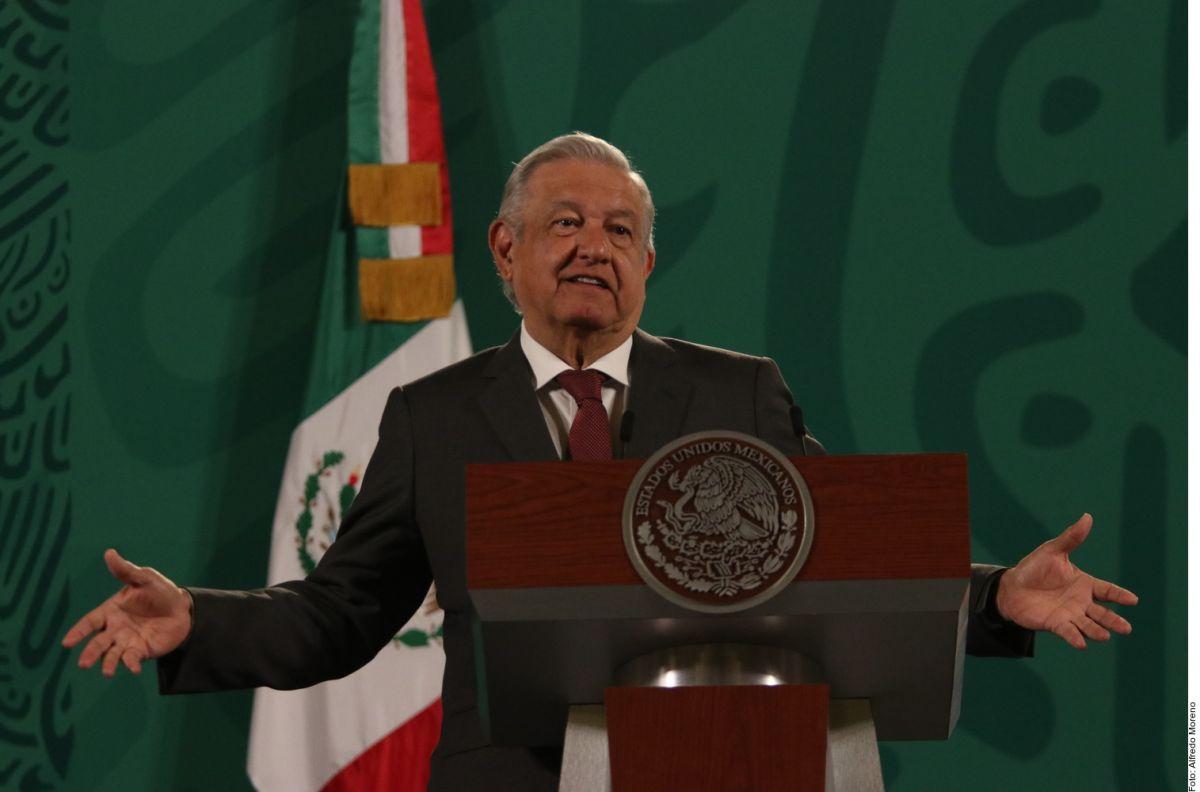 AMLO descarta daños en relación con EE.UU. por apoyo a Cuba.