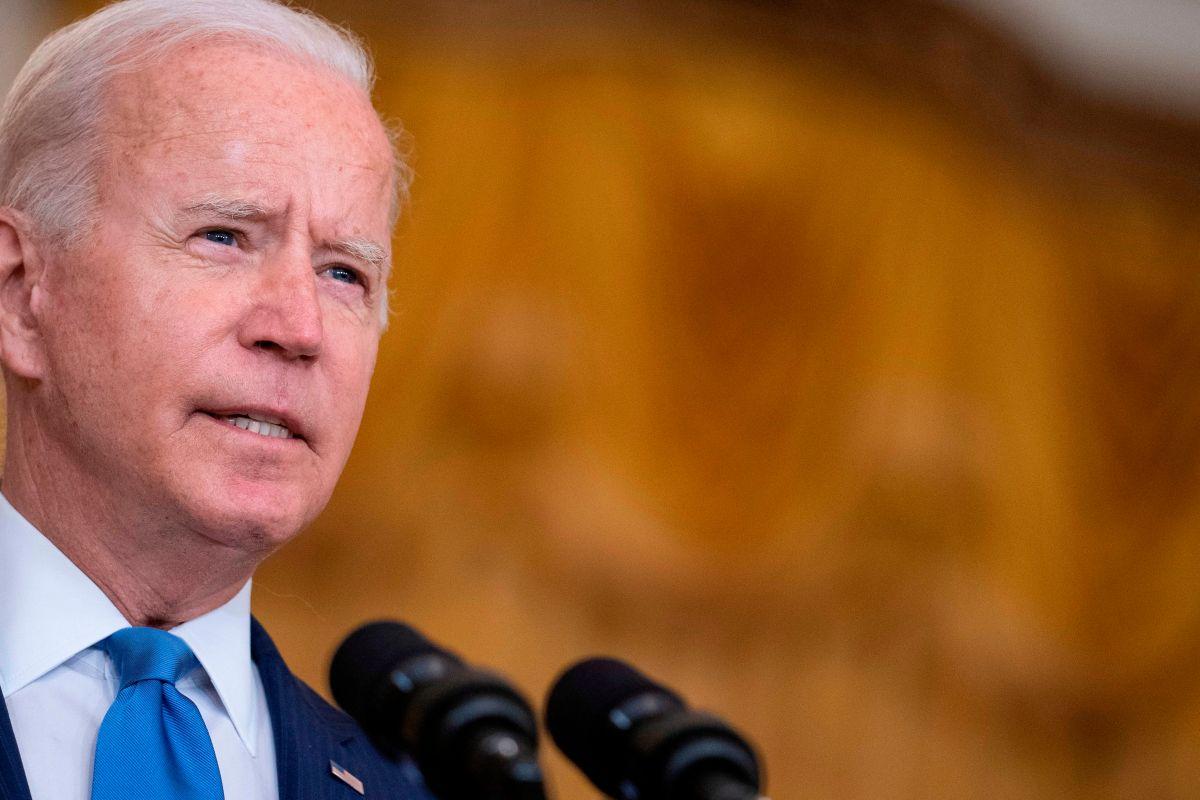 El presidente Joe Biden está seguro de llevar adelante su plan para la economía