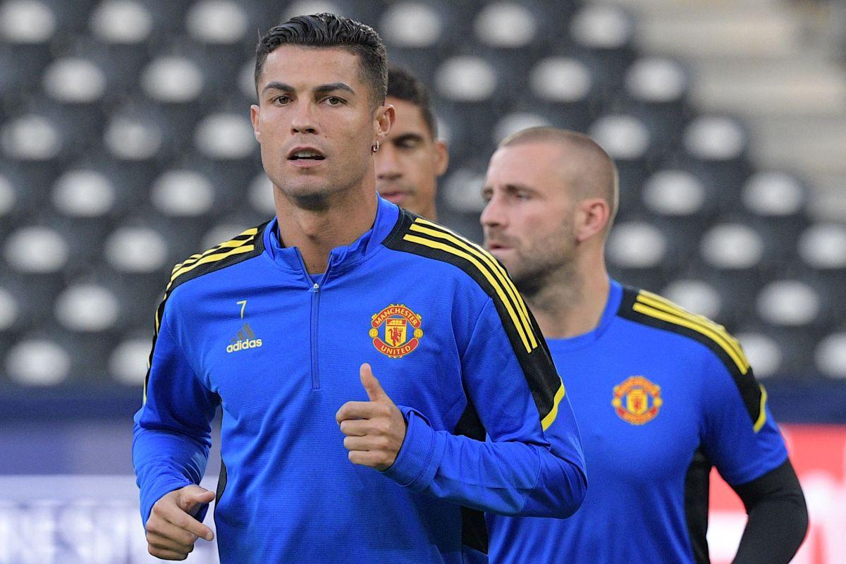 CR7 debutará en la Champions League 2021/22 con el Manchester United este martes.