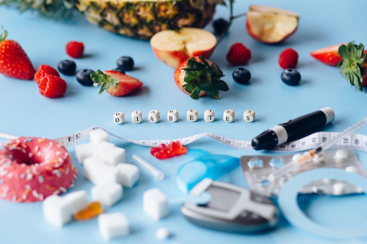 Seguir un plan de alimentación controlada en carbohidratos es clave para tratar la diabetes.
