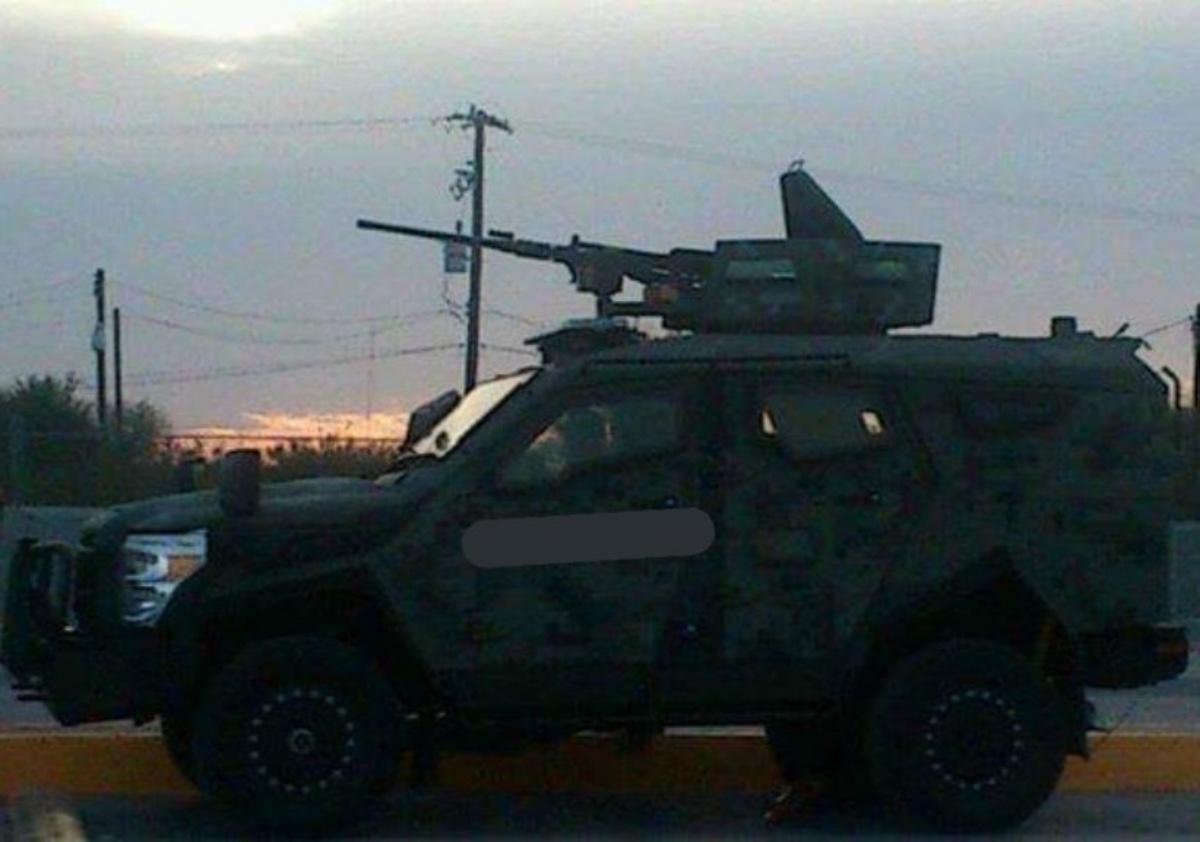Ejército mexicano abate a 4 sicarios del Cártel del Golfo en zona fronteriza