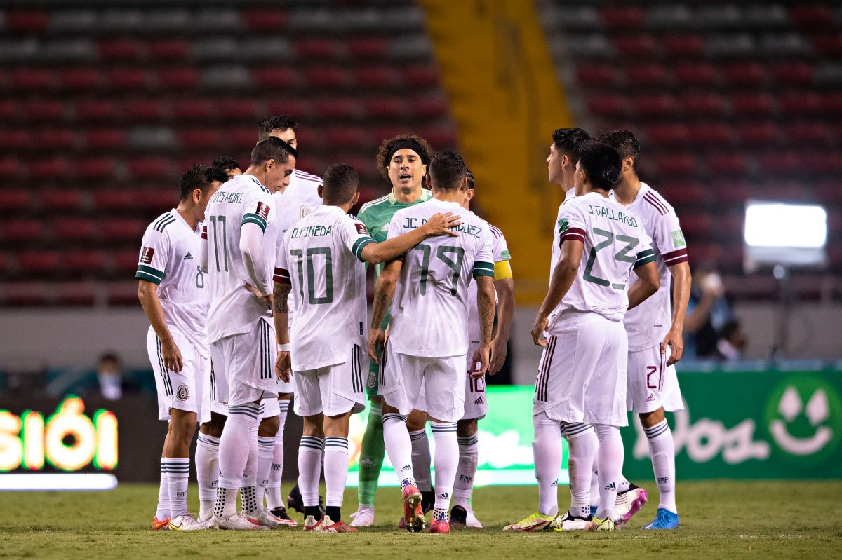 México mantuvo su paso perfecto en el octagonal de Concacaf.