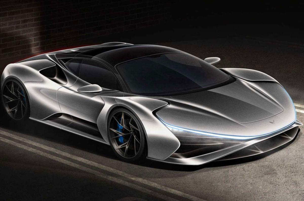 Otro superdeportivo eléctrico busca llegar a la producción