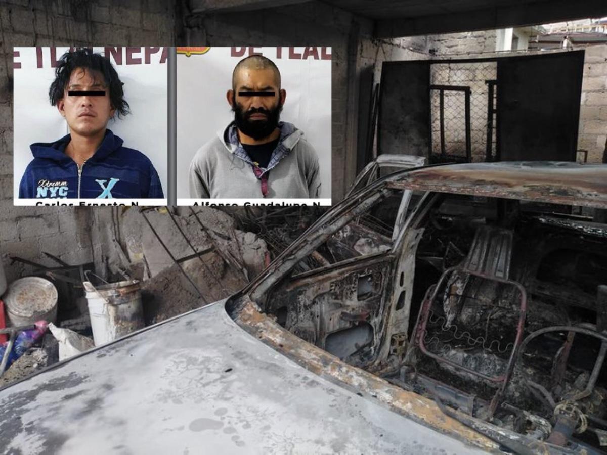 FOTOS: Sujetos golpean y queman viva a su vecina