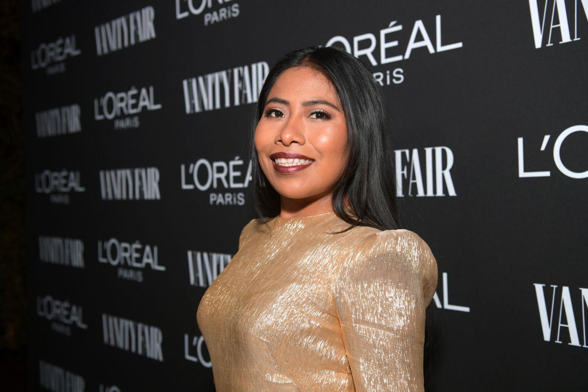 """La actriz alcanzó fama mundial tras protagonizar la película ganadora del Oscar, """"Roma""""."""