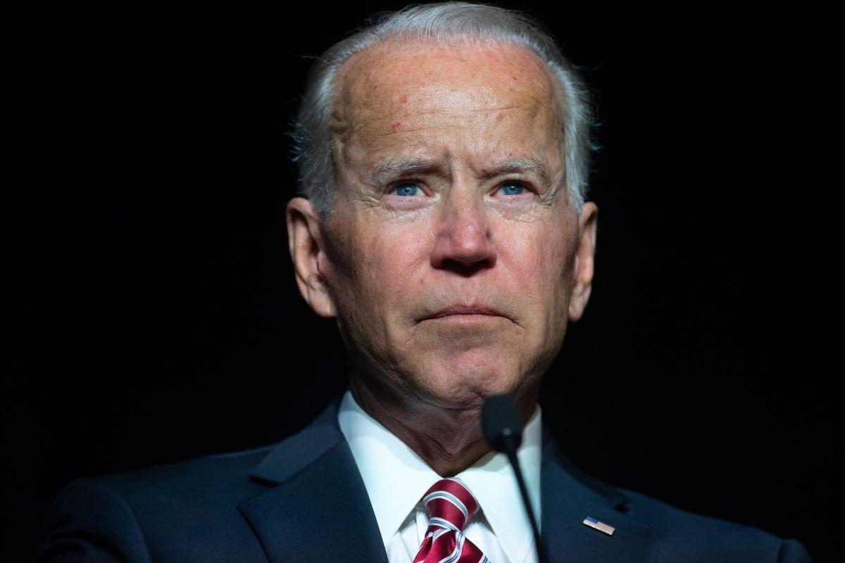 El presidente Joe Biden pierde popularidad.