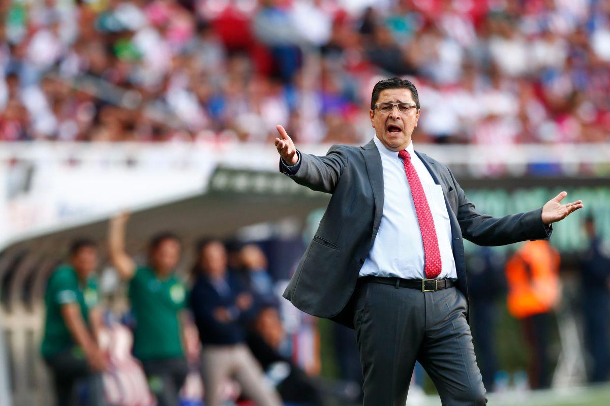 Tena recientemente fue técnico de los Bravos de Juárez en la Liga MX