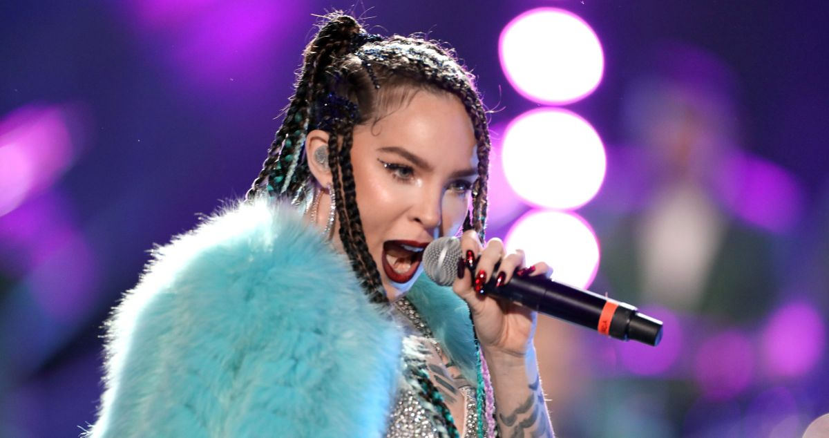 Belinda |  Victor Chavez/Getty Images for Spotify.