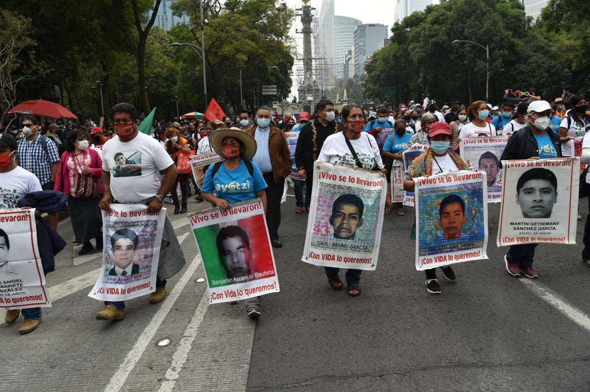 Este martes se conocieron nuevos avances en la investigación de los 43 estudiantes desaparecidos en Iguala en 2014.