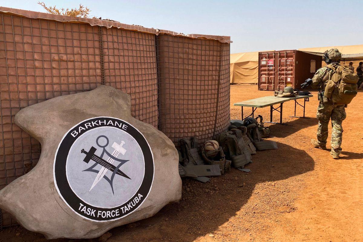 Las fuerzas francesas neutralizaron este miércoles a un líder del Estado Islámico en el Gran Sahara.