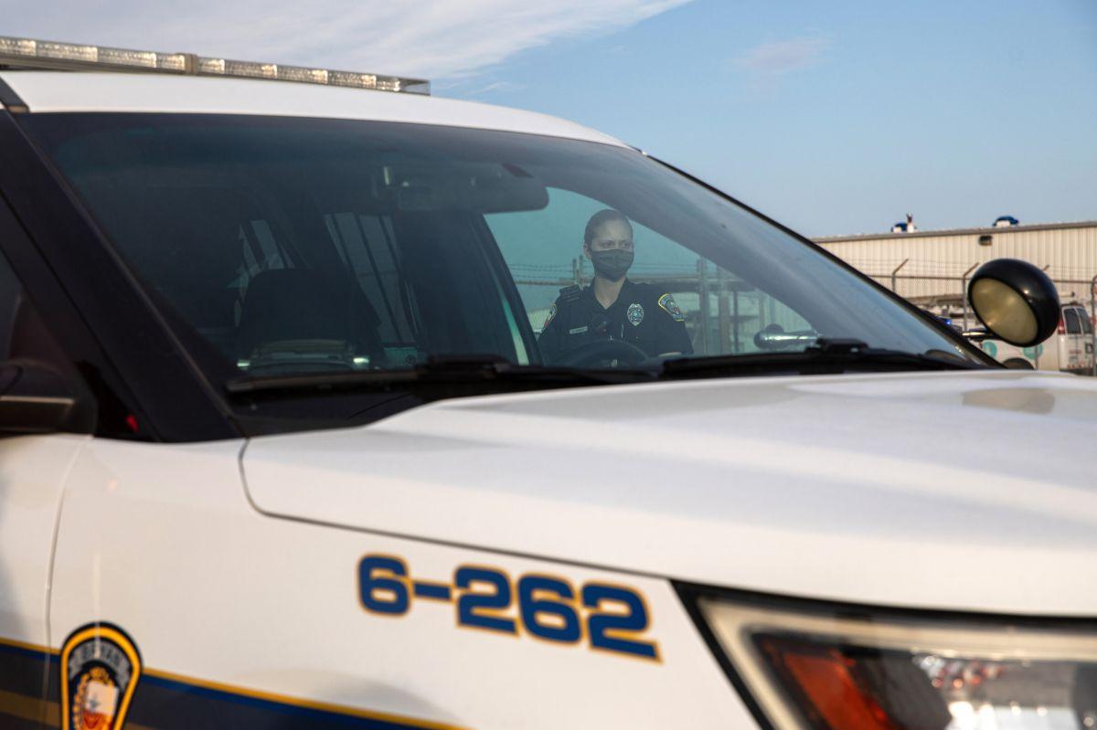 Dos personas resultaron heridas luego de un accidente aéreo en Lake Worth, Texas.