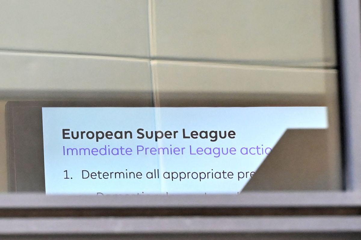 """La Superliga fue creada para """"salvar al fútbol"""""""