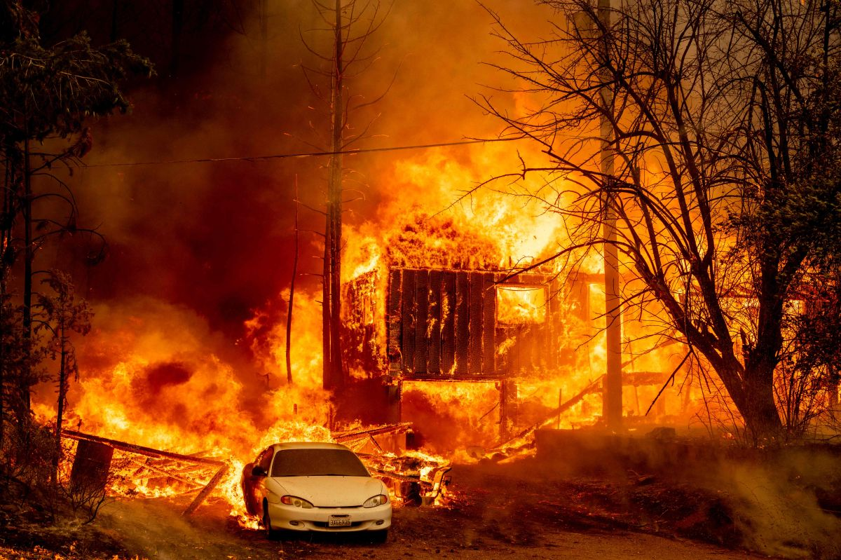 El incendio Dixie ha dejado millonarias pérdidas en California.
