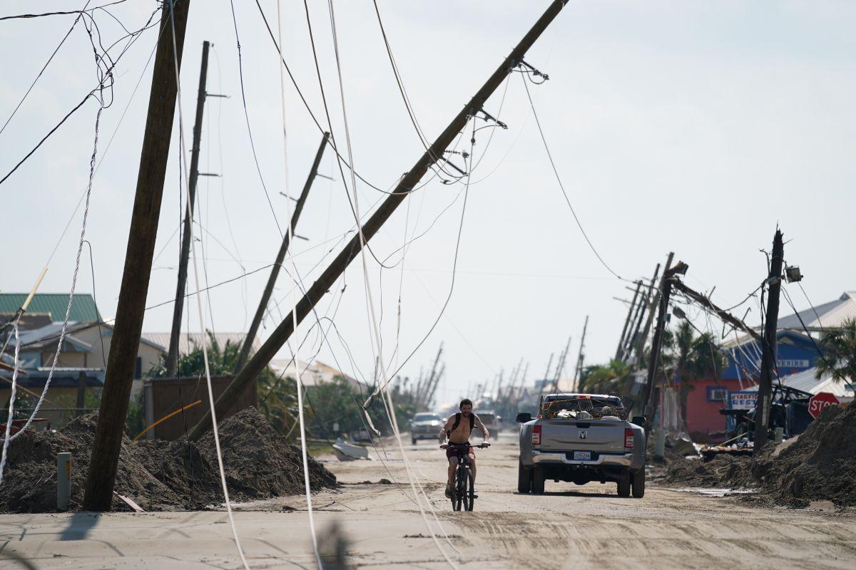 Tras el paso del huracán Ida el presidente Joe Biden señaló que es necesario invertir en infraestructura para enfrentar los nuevos desafíos climáticos.