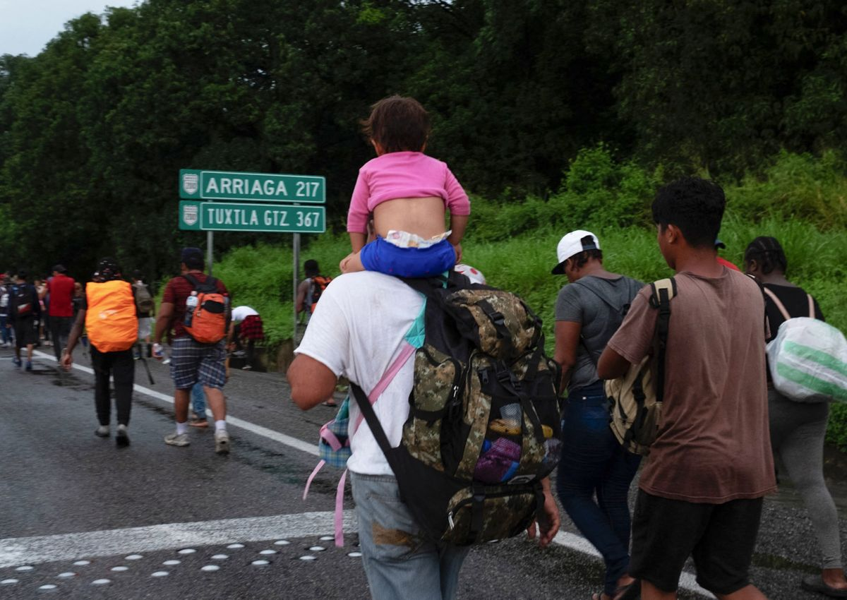 El nuevo programa busca evitar que los menores de edad realicen largos viajes por Centroamérica para reunirse con sus familiares en Estados Unidos.