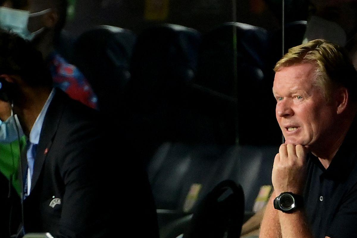 Koeman insistió en que el momento que vive el Barça no da para mucho más de lo visto ante el conjunto alemán.