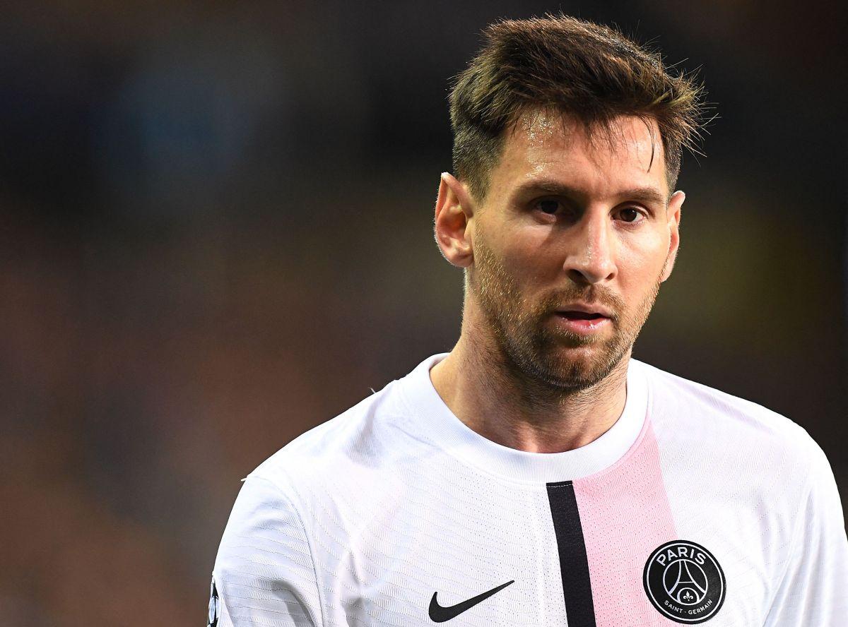 Messi asegura que está feliz en el PSG y que no se equivocó al dejar el FC Barcelona.