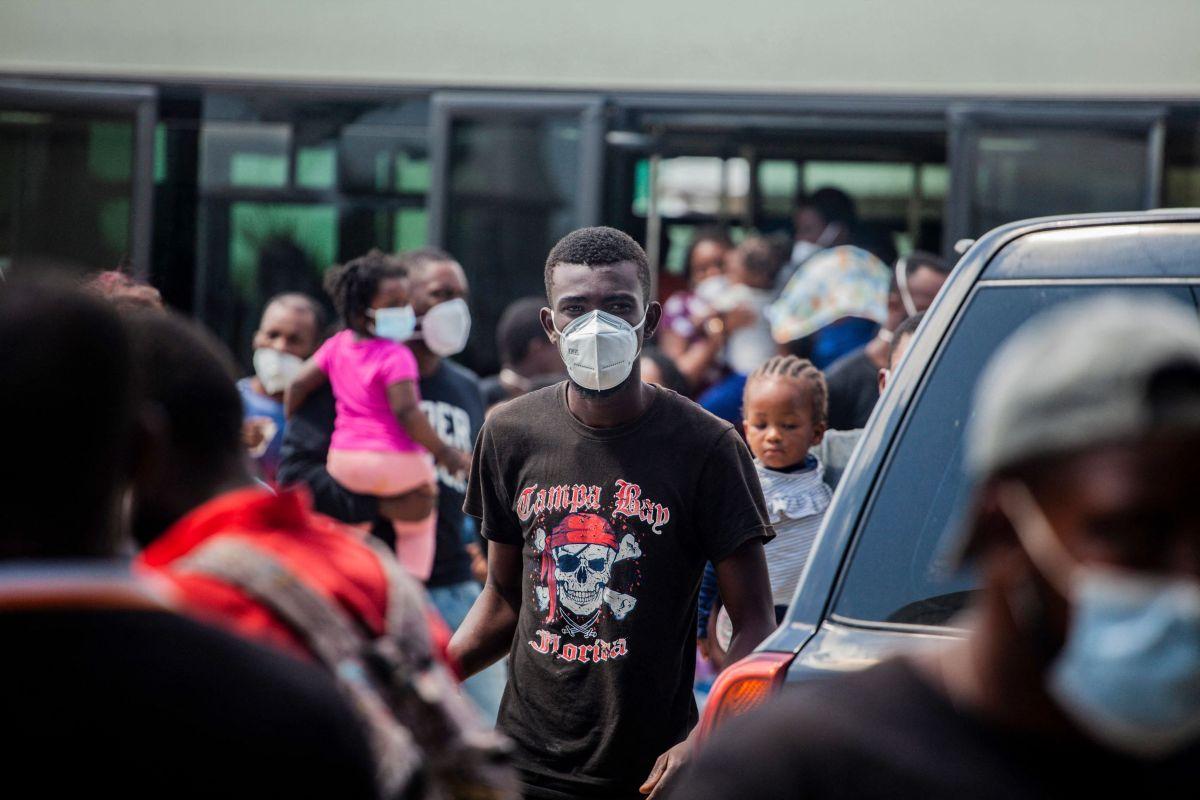 En poco más de una semana, casi 4,000 haitianos llegaron a su país en el marco de las recientes deportaciones realizadas por Estados Unidos.