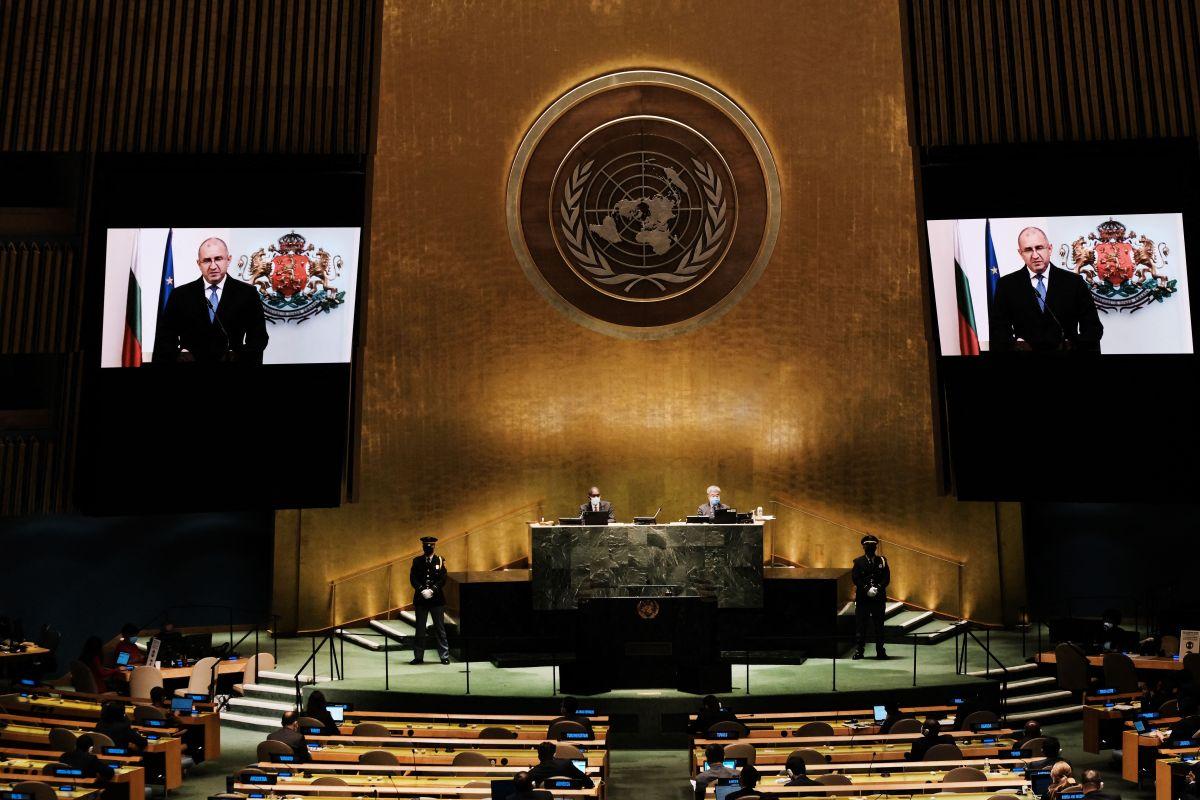 Los talibanes enviaron una carta este martes a la Secretaría General de la ONU para solicitar dirigirse en la Asamblea General que se está celebrando en Nueva York.